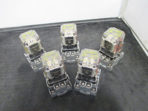 Square D Relay (Lot of 5) - 8501-KP13P14V20