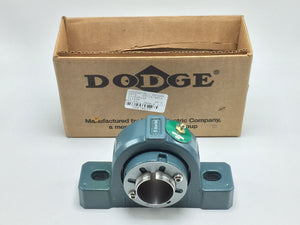 NEW DODGE P2B-IP-108LE PILLOW BLOCK ROLLER BEARING 1-1/2IN BORE PN# 069489