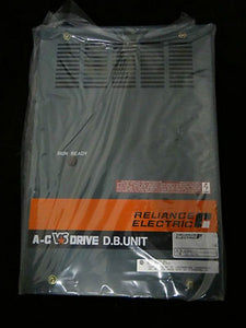 NEW RELIANCE ELECTRIC AC VS DRIVE DYNAMIC BRAKE UNIT 10HP/460VAC PN# 2DB4010