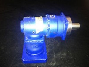ALPHA RIGHT ANGLE GEARBOX RATIO 5:1 STAGE 2 PN# SPK 075-MF2-5-131