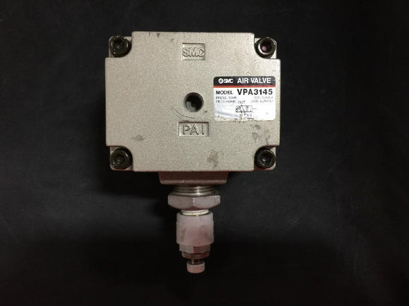 SMC 3 PORT AIR OPERATED VALVE PN# VPA3145