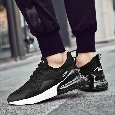 Mens Fashion Sports Shoes Casual Running Shoes Athletic Sneakers Size 39-46 - Jarblue