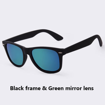Sunglasses Polarised Black Frames - Jarblue