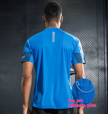Professional Men's Active Tee - Jarblue