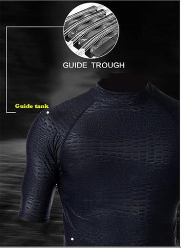 Rash Guards Men Quick-Dry - Jarblue