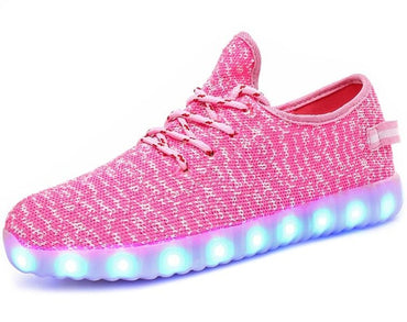 Led Light Shoes Unisex Casual for Kids & Adults - Jarblue