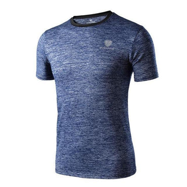 Quick Dry T Shirt Mens - Jarblue