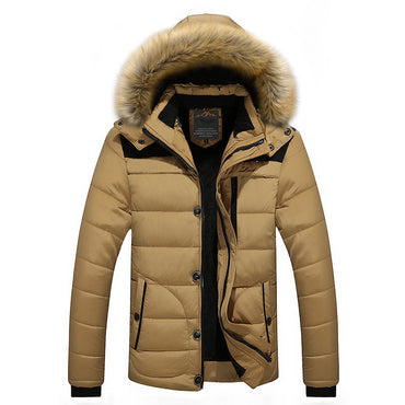 Winter Jacket Mens - Jarblue