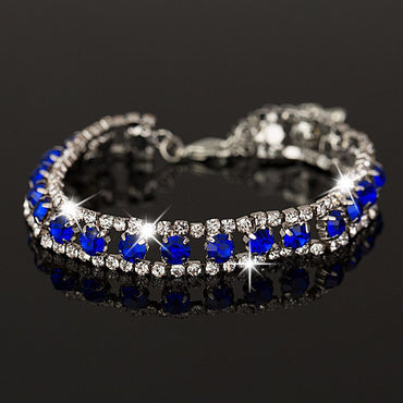 Colourful Austrian Crystal Bracelets & Bangles by Jarblue
