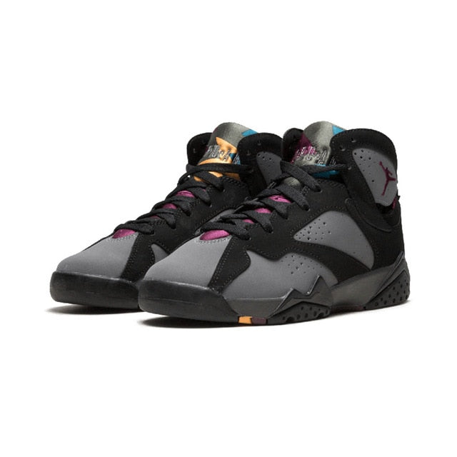 the best attitude 029dd fe2c0 NIKE Air Jordan 7 Retro BG Hare Women's Basketball Shoes