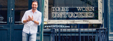 Off the Cuff: UNTUCKit Founder Chris Riccobono