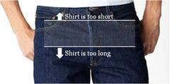 4 Tips On Wearing Your Shirt Untucked