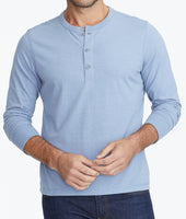 Ultrasoft Long-Sleeve Henley - FINAL SALE 1