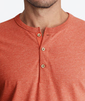 Ultrasoft Long-Sleeve Henley Zoom