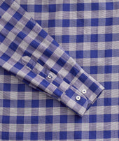 Cotton-Linen Anderson Shirt - FINAL SALE Zoom