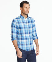 Wrinkle-Free Brushed Cotton Arrowood Shirt - FINAL SALE 3