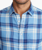 Wrinkle-Free Brushed Cotton Arrowood Shirt - FINAL SALE 4