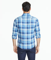 Wrinkle-Free Brushed Cotton Arrowood Shirt - FINAL SALE 6