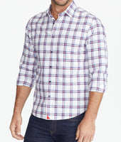 Wrinkle-Free Flannel Baron Shirt 1
