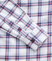 Wrinkle-Free Flannel Baron Shirt Zoom