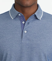 Beaux Long-Sleeve Polo Zoom