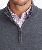 Merino Wool Quarter-Zip Zoom