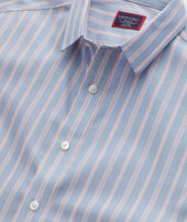 Wrinkle-Free Short-Sleeve Bennson Shirt Zoom