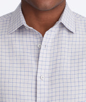 Wrinkle-Resistant Linen Biltmore Shirt - FINAL SALE 4