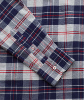 Flannel Campeneta Shirt - FINAL SALE Zoom