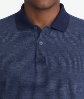 Jersey Long-Sleeve Polo Zoom
