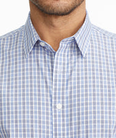 Wrinkle-Free Shirt with Extended Short Sleeves Zoom