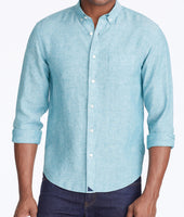 Wrinkle-Resistant Linen Coltibuono Shirt - FINAL SALE 1