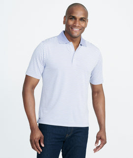 The Luxe Performance Polo - FINAL SALE