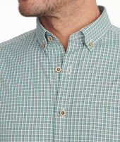 Wrinkle-Free Performance Ganuza Shirt Zoom