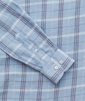 Cotton-Linen Garzon Shirt - FINAL SALE Zoom
