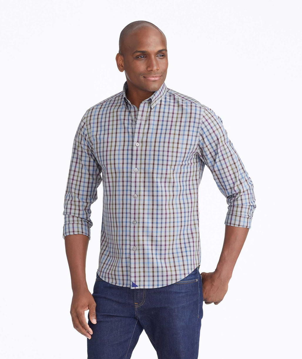Wrinkle-Free Gilliard Shirt