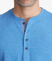 Double-Faced Short-Sleeve Henley - FINAL SALE 4