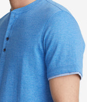 Double-Faced Short-Sleeve Henley - FINAL SALE 5
