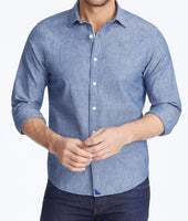 Chambray Gravner Shirt 1