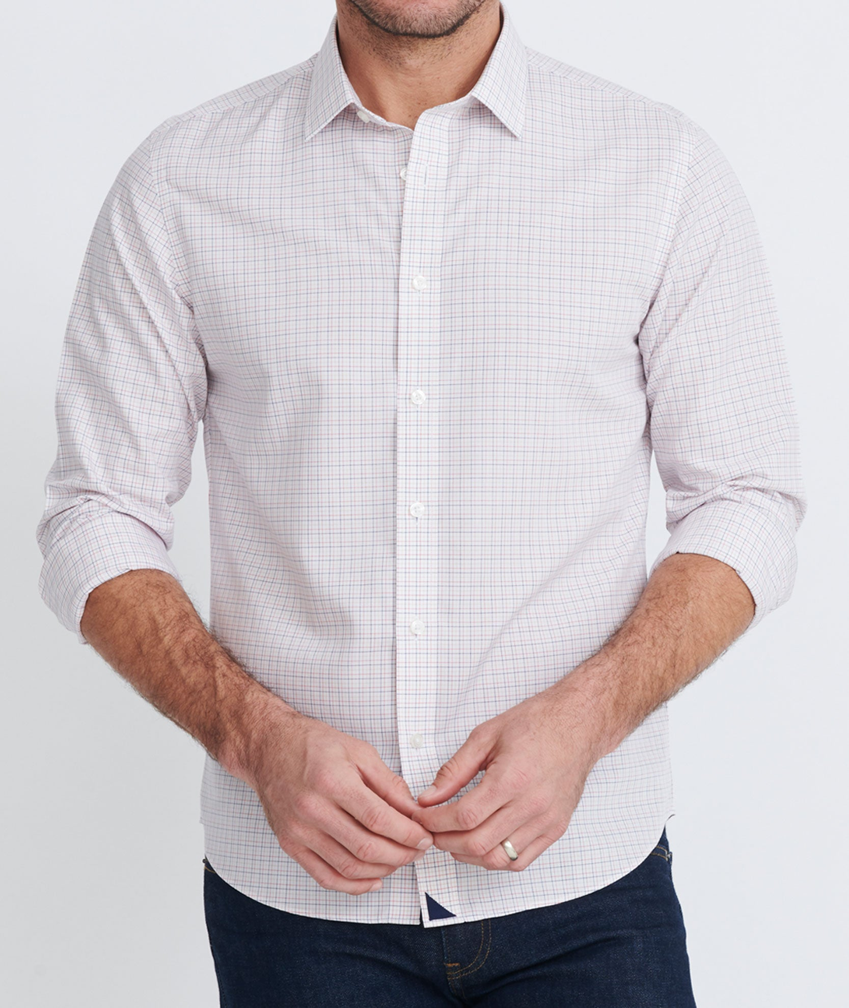 Relaxed Fit Shirts For Men Untuckit