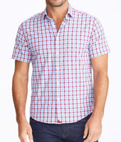 Wrinkle-Free Performance+ Short-Sleeve Hopler Shirt 1