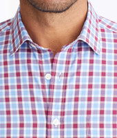 Wrinkle-Free Performance+ Short-Sleeve Hopler Shirt 3