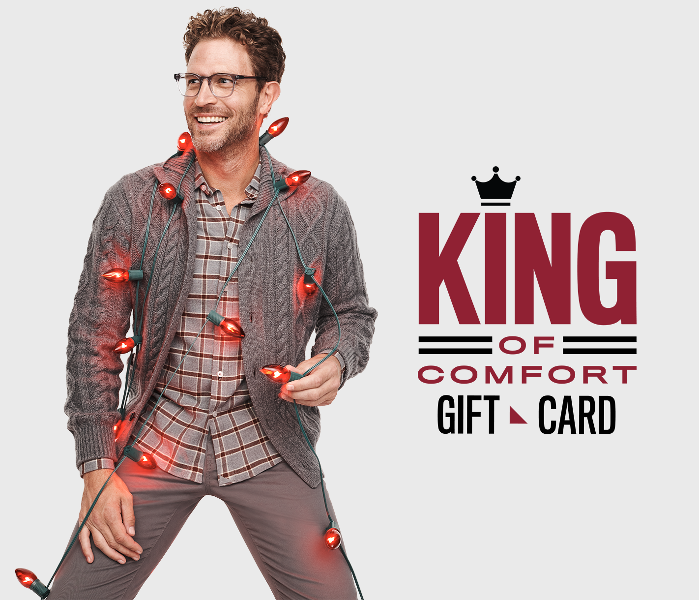 King of Comfort Gift Card