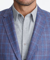 Constructed Sport Coat Zoom