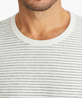 Striped Long-Sleeve Tee Zoom