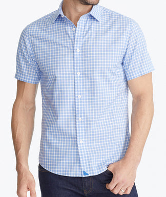 cee9fe0fd6 Short Sleeve Button Up Shirts for Men