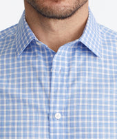 Wrinkle-Free Short-Sleeve Le Moine Shirt - FINAL SALE Zoom