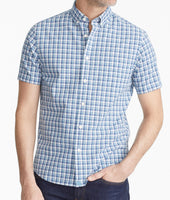 Classic Cotton Short-Sleeve Mendoza Shirt - FINAL SALE 1