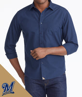 Brewers Signature Series Button-Down 1