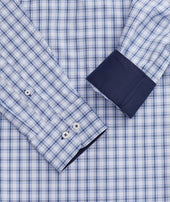 Wrinkle-Free Performance Oliver Hill Shirt Zoom